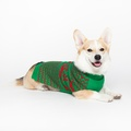Doggy Things Snowflake Knitted Jumper