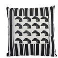 Greyhound Butcher Stripe Panel Multi