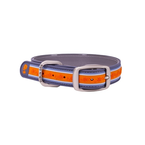 All Style No Stink Waterproof Dog Collar – Wild Flower