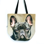DekumDekum - Lobo the French Bulldog Dog Bag