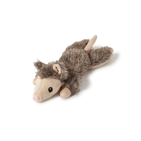 Sybil the Flat Squirrel Toy