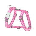 Flanno Dog Harness – Hot Pink