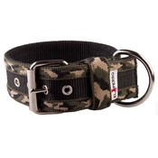El Perro - Camouflage Kennel Dog Collar - Jungle