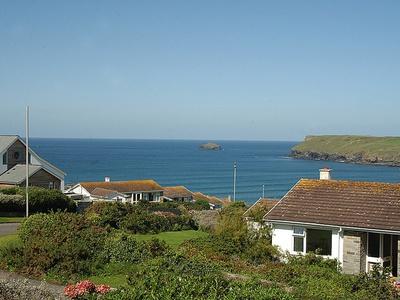 Badgers Cliff, Cornwall, Polzeath
