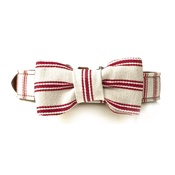 Mutts & Hounds - Bow Tie Cranberry