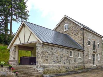 The Old Mill, Powys, Llandrindod Wells
