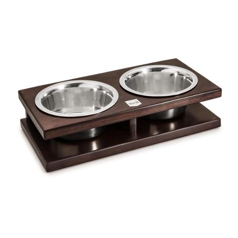 Chestnut Grande Dog Bowl