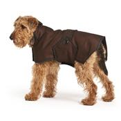 Hailey & Oscar - Brown Wool Blazer Dog Coat