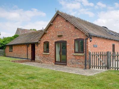 Skimblescott Barn, Shropshire, Weston