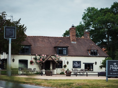 The Pheasant, Hampshire, Highclere