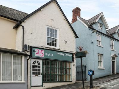 25 High Street, Shropshire, Bishops Castle