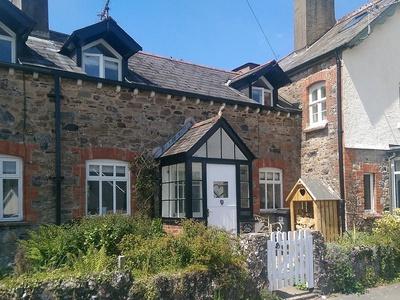 Lazy Bear Cottage, Devon, Holne