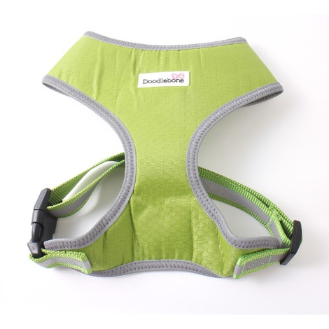 Toughie Harness - Green