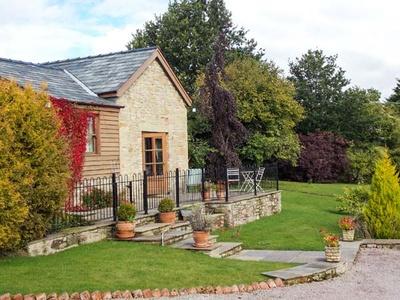 Arles Barn, Coleford