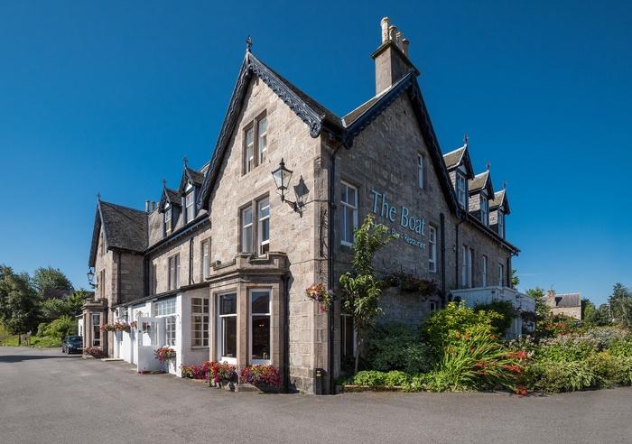 The Boat Hotel, Scotland 1