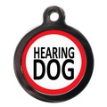 Hearing Dog Pet ID Tag