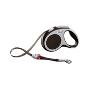 Flexi - VARIO Small Retractable Lead 5m - Brown