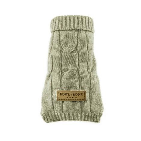 Aspen Dog Pullover - Beige