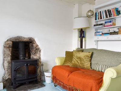 The Cottage, Cornwall, St Ives