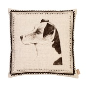 Amy Brocklehurst - Jack Russell Cushion