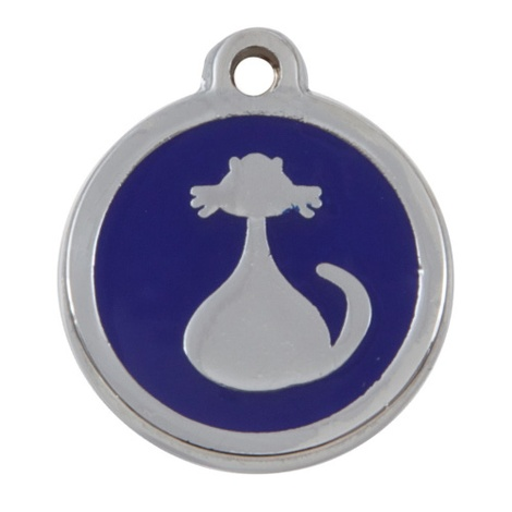 My Sweetie Blue Cat Pet ID Tag
