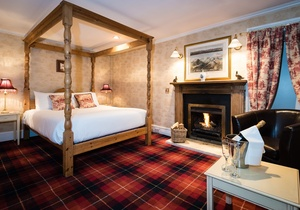 East Haugh House Hotel, Perthshire 4