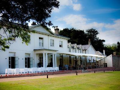 Kesgrave Hall Hotel, Suffolk, Ipswich