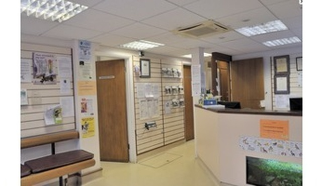 New Priory Veterinary Practice