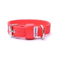Double Dog Collar – Red