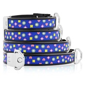 Cool Dog Club - Cool Dog K9 Striker MK2 Charm Blue Dog Collar