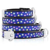 Cool Dog Club - Cool Dog K9 Striker MK2 Charm Blue Dog Collar
