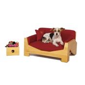 Katalin zu Windischgraetz - Retro Pine Dog Sofa