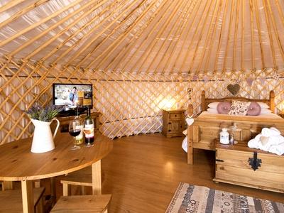 Primrose Yurt, Cornwall, Newquay