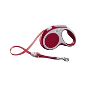 Flexi - VARIO Small Retractable Lead 5m - Red