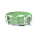 Double Dog Collar – Lime