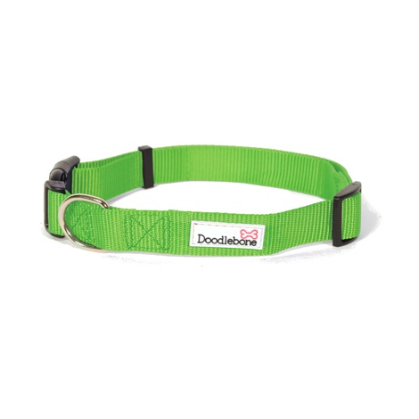 Bold Dog Collar – Green