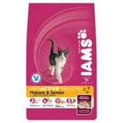 Iams - Senior & Mature 7+ Cat Food