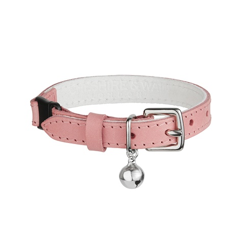 Strawberries & Cream Cat Collar - Pink