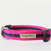 Reg&Bob - Pink Dog Collar
