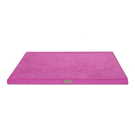 Rose Foam Dog Mat