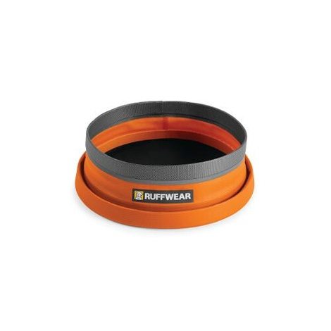 Ruffwear Bivy Bowl - Campfire Orange 2