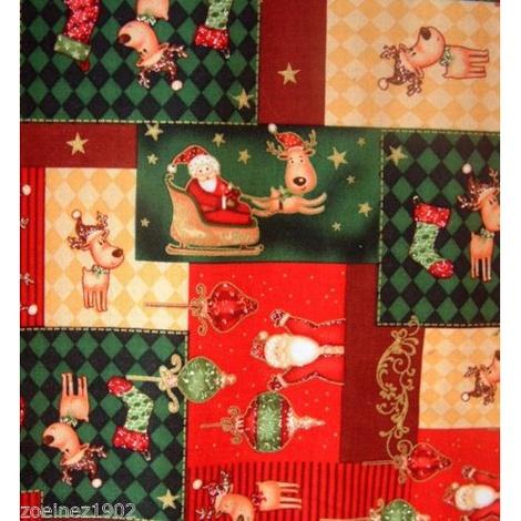 Toggles Dog Bandana - Little Rudolph  2