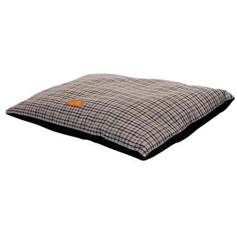 Tweed fabric cushion bed - Henley