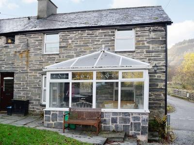 Bron Elan Cottage, Conwy, Dolwyddelan