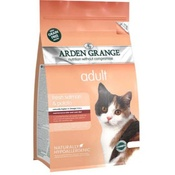 Grain Free Adult Salmon Dry Cat Food