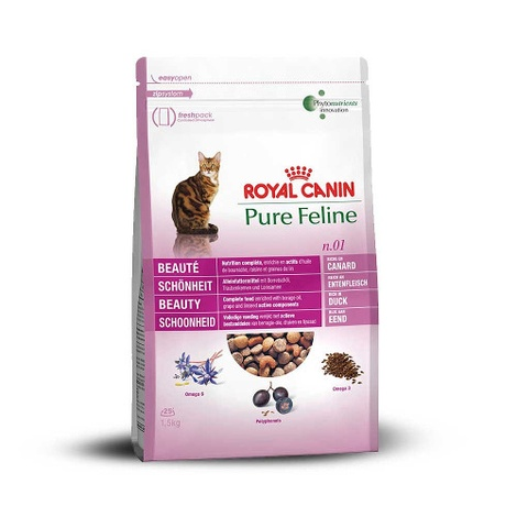 Royal Canin Pure Feline No1 Beauty 1.5kg