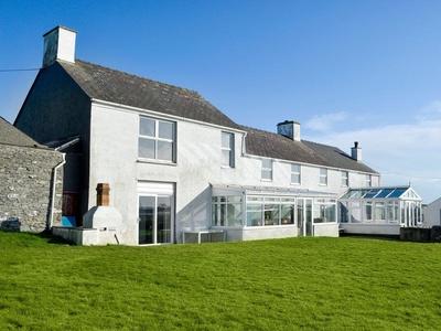 Bodlasan Groes House, Isle of Anglesey, Llanfachraeth