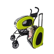 InnoPet - 5-in-1 Pet Buggy Lime Green