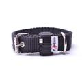 Double Dog Collar – Black