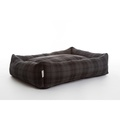 Highlander Grey Lounge Dog Bed 3